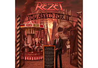 Rezet - You Asked For It - (CD)