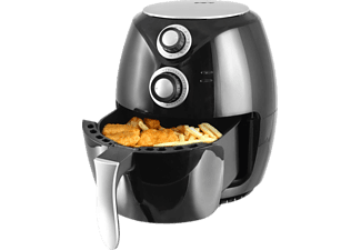 EMERIO AF-112828 Smart Fryer, Fritteuse, 3.6 Liter, Schwarz