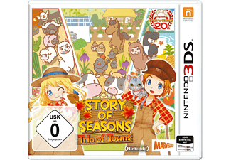 Story of Seasons - Trio of Towns [Nintendo 3DS]