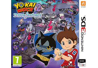 Yo-kai Watch 2: Droomfantomen NL 3DS