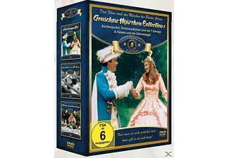 Genschow Märchen Collection 1 - (DVD)