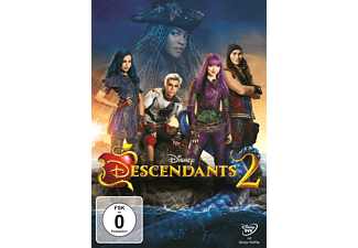 Descendants 2 - (DVD)