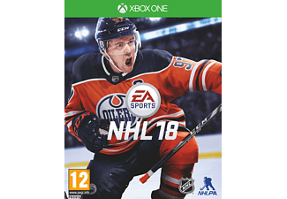 NHL 18 NL/FR Xbox One
