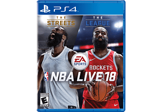 NBA 18 FR/NL PS4
