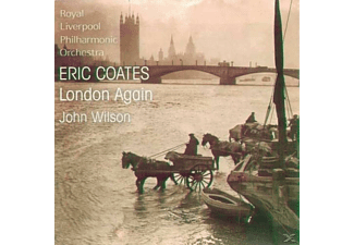 Wilson, Royal Liverpool Philharmonic Orchestra - Coates:Suites For Orchestra - (CD)