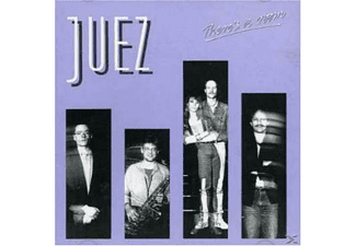 Juez - There's A Room - (CD)