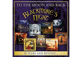 Blackmore's Night - To The Moon And Back - 20 Years And Beyond (CD)