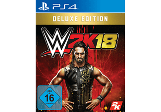 WWE 2K18 - Deluxe Edition - PlayStation 4