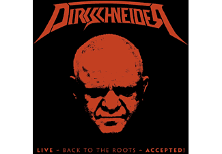 Dirkschneider - Live - Back To The Roots - Accepted! (dupla CD digipak + DVD) (CD + DVD)