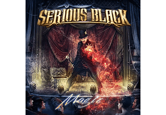 Serious Black - Magic  (limitált dupla CD digipak) (CD)