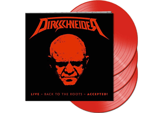 Dirkschneider - Live - Back To The Roots - Accepted! (Vinyl LP (nagylemez))