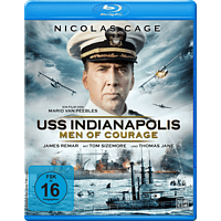 USS Indianapolis: Men of Courage [Blu-ray]