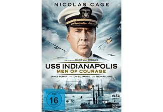 USS Indianapolis: Men of Courage - (DVD)