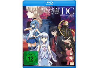 Arpeggio of Blue Steel: Ars Nova - (Blu-ray)