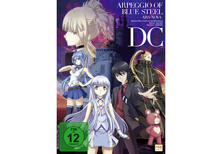 Arpeggio of Blue Steel: Ars Nova - (DVD)