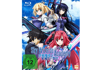 Sky Wizards Academy - Vol 1 - (Blu-ray)