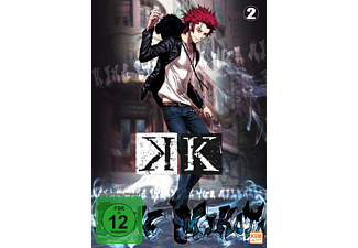 K - Vol 2 (Episoden 06-09) - (DVD)