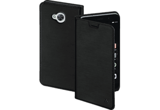Slim Bookcover Honor 6A Polyurethan Schwarz