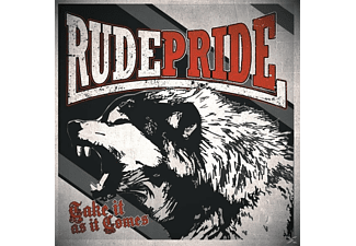 Rude Pride - Take It As It Comes - (CD)