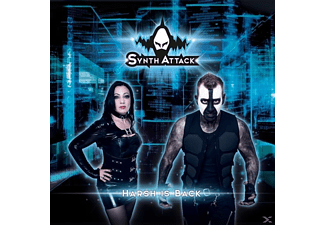 Synthattack - Harsh Is Back (Lim.Digipak) - (CD)