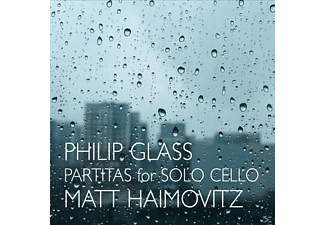 Matt Haimovitz - Partitas for Solo Cello - (CD)