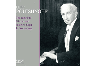Leff Pouishnoff - The complete 78 rpm & selected Saga LP recordings - (CD)