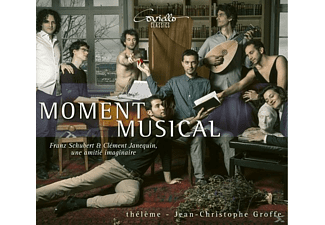 Thélème - Moment Musical - (CD)