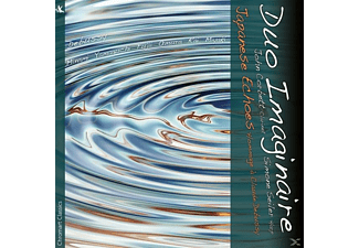 Duo Imaginaire - Japanese Echoes-Hommage à Claude Debussy - (CD)
