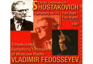 Tchaikovsky Symphony Orchestra Of Moscow Radio - Sinfonie 15 in A-Dur/Five Days-Five Nights - (CD)