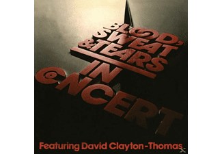 Clayton-Thomas, David / Blood, Sweat & Tears - In Concert - (CD)