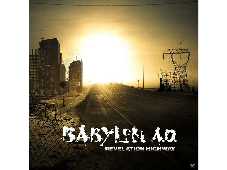 Babylon A.D. - Revelation Highway (Ltd.Gatefold/Black Vinyl) [Vinyl]