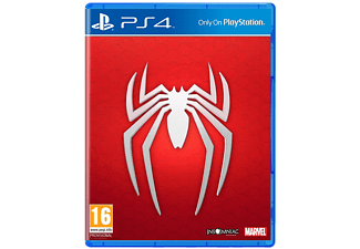 Spider-Man FR/UK PS4