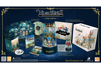 Ni No Kuni 2: Revenant Kingdom King's Edition PlayStation 4