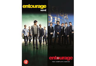 Entourage Complete Series + Film - DVD