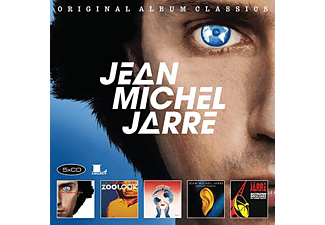 Jean Michel Jarre - Original Album Classics (CD)