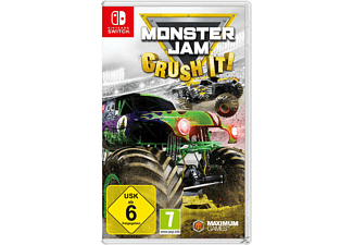 Monster Jam: Crush it! - Nintendo Switch