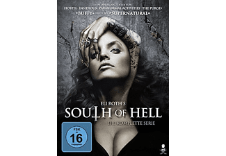 Eli Roth's South of Hell - (DVD)