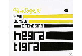 Pierre Dorge, New Jungle Orchestra - Negra Tigra Ft.Herb Robertson - (CD)
