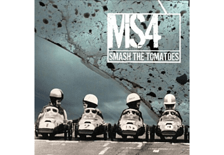 Ms4 - Smash The Tomatoes - (CD)
