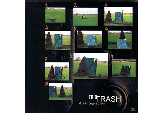 Trio Trash - Disintegration - (CD)