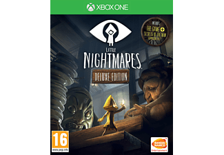 Little Nightmares: Deluxe Edition  Xbox One