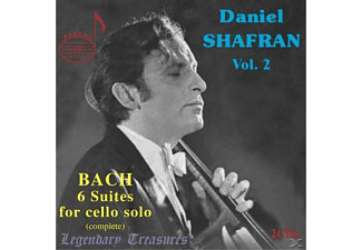 Daniel Shafran - Shafran Vol.2 - (CD)