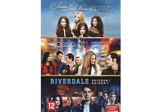 Pretty Little Liars / Gossip Girl / Riverdale - Seizoen 1 - DVD