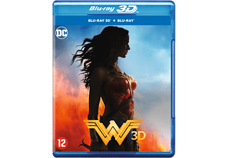 Wonder Woman Blu-ray 3D