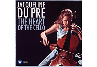 Jacqueline Du Pre - Jacqueline du Pre-The Heart of the Cello - (CD)
