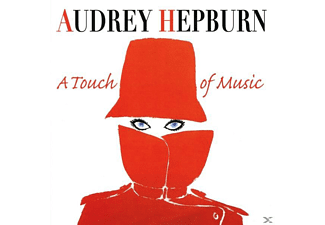 Audrey Hepburn - A Touch of Music - (CD)