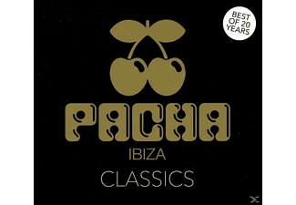 Various - Pacha Best Of 20 Years - (CD)