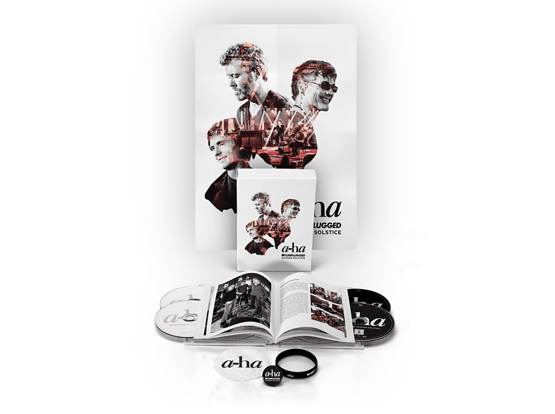 A-Ha - MTV Unplugged - Summer Solstice (Ltd. Fanbox) [CD + DVD Video]