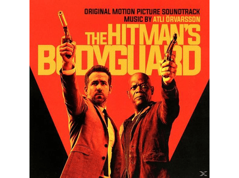 OST/VARIOUS - Hitman's Bodyguard,The [CD]