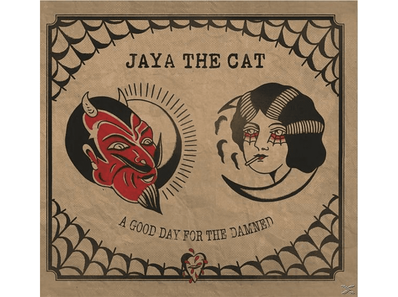 Jaya The Cat - A Good Day For The Damned [CD]